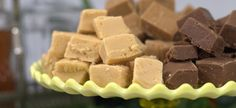 Sugar Free Fudge Recipe! - made with only real quality ingredients and no fake sugar!  This is Vegan too!  Follow Cookin' Up Fun! on Pinterest for more sugar free recipes -  http://pinterest.com/cookinupfun/