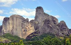 Digital Picture - photo wallpaper - Landscape -The Rocks Of God (Greece).!!!!