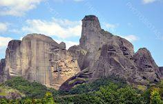 Digital Picture - photo wallpaper - Landscape -The Rocks Of God (Greece).!!!!