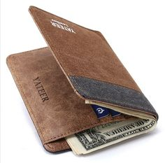 $8.90 (Buy here: http://appdeal.ru/75lu ) The new men's wallet card package…