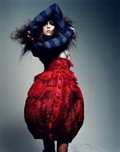 Morgane by Craig McDean for Vogue Paris