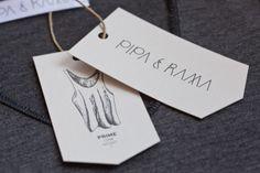 Pipa & Rama Prime Low Scoop Label