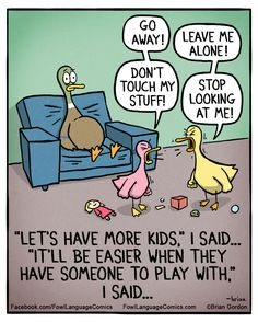 These 10 Parenting Comics Are Your Ticket To Surviving Parenthood