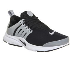 innovative design db6d1 bdf73 Nike Presto Gs ( 79) ❤ liked on Polyvore featuring shoes, athletic shoes,