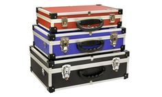 Groupon - Neo Coloured Flight Case 3-Pack for £39.98 With Free Delivery. Groupon deal price: £39.98