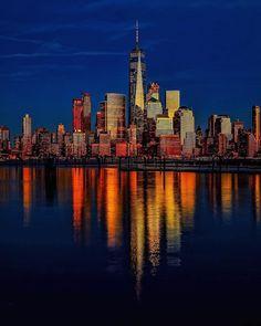 #newyork #newyorkcity #ilovenewyork #photography #manhattan #oneworldtradecenter #architecture
