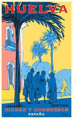 #Huelva, ciudad de congresos, según Oscar Mariné. http://www.turismohuelva.org/es/producto/reuniones
