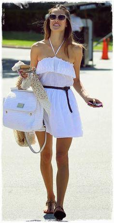 Alexandra Ambrosio Daily Street Style Snapshots   Celebrities on Pinterest