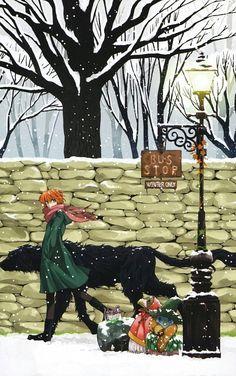 Kore Yamazaki Mangaka Mahou Tsukai no Yome Series Chise Hatori Character Manga Cover Source 3540x5648