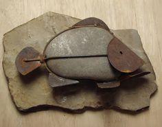 Bem Legaus!: Bichos de pedra e aço