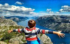 GoPro Roadtrip: Father & Son @ Norway & Lofoten (August 2015)