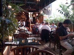 Perricone's - Brickell, Miami (Grandma's Lasagna is the best!). Xo, Kasia. www.kasiasworldofrealestate.com