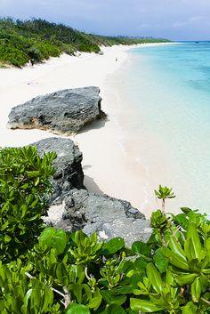 Nishihama Beach, Hateruma Island, Okinawa, Japan