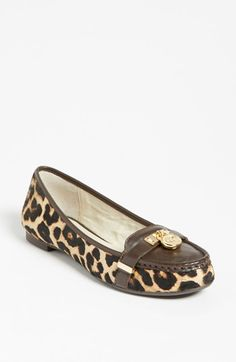 MICHAEL Michael Kors 'Hamilton' Moccasin | Nordstrom - These look so classy and feel like walking on clouds. Must buy if you live in SF or a big city where you walk a lot.