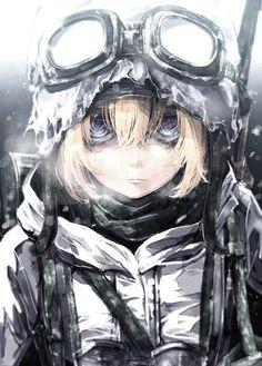 Youjo Senki | Overlord | Anime