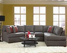 Grady K55200 Sectional | Klaussner