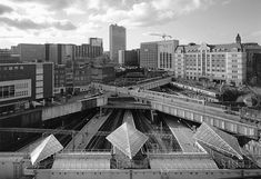 New Street Station, Birmingham 2000 © John Davies. Birmingham city centre before it all changed. Even then it had its own charm in a very industrial way. Davies seems to have knack for capturing urban landscape in all its glory.
