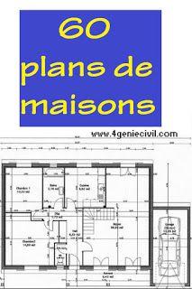 60 Exemples De Plans De Maisons Modernes Pour Telechargement