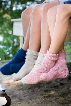 Ravelry: Cottage Socks pattern by Joanne Yordanou