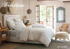 Ventura Bedding | Serena & Lily
