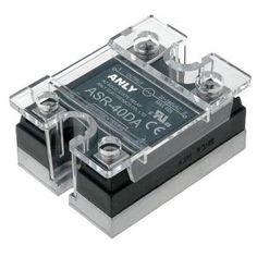 Releu Static Monofazat 40A / 24-280 VAC ASR-40DA Anly Led