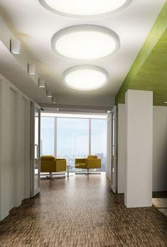 modern home lighting ceiling light LED panel light living dining room corridor