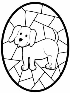 This Pin was discovered by Bur Fall Coloring Pages, Adult Coloring Pages, Coloring Pages For Kids, Coloring Sheets, Coloring Books, Stained Glass Designs, Stained Glass Patterns, Animal Activities, Summer Activities For Kids