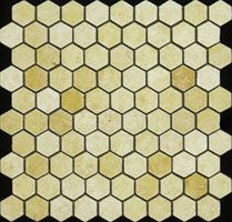 Jerusalem Stone Gold Yellow Tile, Stone Gold, Jerusalem, Mosaic Tiles, Tile Floor, Flooring, Texture, Crafts, Mosaic Pieces