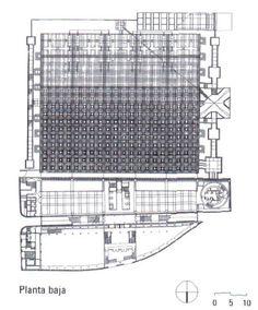 Instituto_del_Mundo_Arabe6.jpg (684×826) Jean Nouvel - Arab Institute, Paris