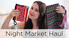 Night Market Haul (Shiz What I Bought. Innit.) | Awesome Wave