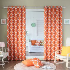 Moroccan Tile 95-inch Window Curtain Pair - Overstock™ Shopping - Great Deals on Curtains, http://www.overstock.com/Home-Garden/Moroccan-Tile-95-inch-Window-Curtain-Pair/9528229/product.html?refccid=GCYFWCC43O5Y222OFLR22O6B7I&searchidx=8