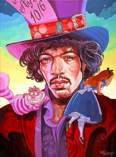""""""" You have to go on and be crazy. Craziness is like heaven """" ( Jimi Hendrix ) http://seventhfloor-sev.blogspot.it/2014/10/like-heaven.html#links"""