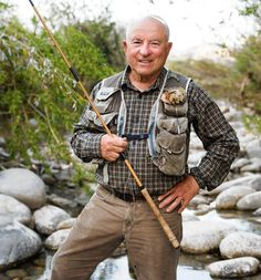 The Patagonia School of Fly Fishing In a new book, Patagonia founder Yvon Chouinard evangelizes a back-to-basics Japanese technique for fly ...