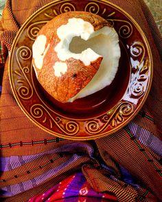 #healthydesert #ripecoconut #marketfood by gvcharlotteb