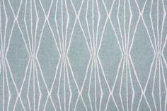 Contemporary/Retro Prints :: Robert Allen Handcut Shapes Printed Cotton Drapery Fabric in Rain $9.95 per yard - Fabric Guru.com: Fabric, Dis...