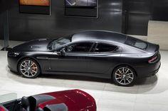 _Paris Motor Show - Aston Martin Rapide S