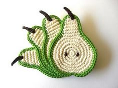 Cute Crochet ideas; idea for quiet book. Make the outside and then this and put it in the quiet book.
