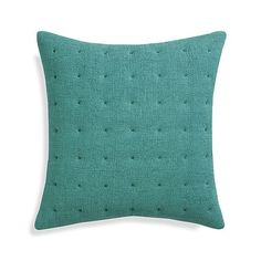"""Pelham Blue 20"""" Pillow with Down-Alternative Insert in Decorative Pillows 