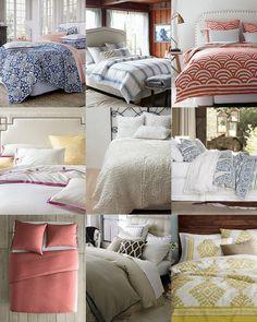 Look Linger Love: Bedding Simplified