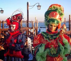Italy to Los Angeles and Back: A glimpse of Carnevale Venice 2014