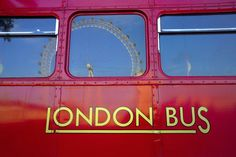 size: Photographic Print: London Bus, London, England Poster by Alan Copson : Artists Richard Branson, England Uk, London England, Travel England, Yosemite National Park, National Parks, Typical British, Telephone Booth, Double Decker Bus
