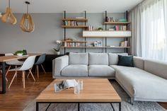 Couch, Living Room, Interior Design, Furniture, Home Decor, Tv, Arquitetura, Nest Design, Settee
