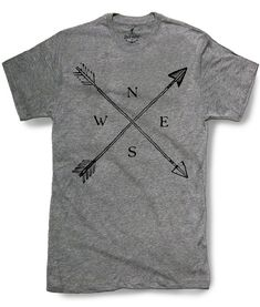 INDIAN CROSSED ARROWS Mens t shirt -- 8 color options -- sizes sm med lg xl xxl on Etsy, $17.00
