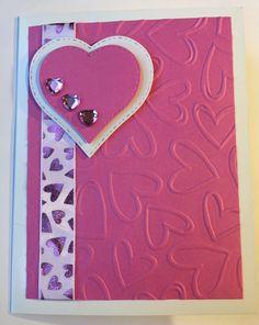 Scrapbooking, Scrapbook Cards, Valentine Ideas, Valentine Day Cards, Romantic Cards, Heart Cards, Card Tutorials, Love Cards, Anniversary Cards