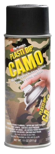 Plasti Dip Camo