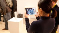 Nexus Interactive Arts has created the Invisible Museum for Qualcomm at CES in Las Vegas, featuring a series of exhibits that come to life using Augmented Reality (AR) technologies. Interactive Museum, Interactive Installation, Interactive Design, Augmented Virtual Reality, Museums In Las Vegas, Museum Education, Ar Technology, Immersive Experience, Ares