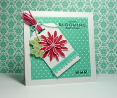 FS427 Blooming BD for gregzgurl by dahlia19 - Cards and Paper Crafts at Splitcoaststampers