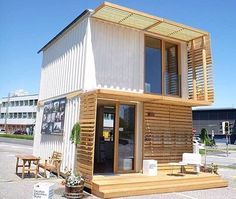 """4,315 Likes, 43 Comments - Compact Living (@compactliving) on Instagram: """"COMMOD #ShippingContainer #House by ContainMe! #interiors #interiordesign #architecture #decoration…"""""""
