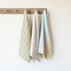 Cotton Tea Towel Trio