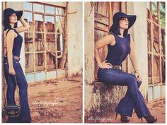Jana Sabrina Body | Hat | Flare Pants | Style | Inspired | Chapéu | Calça Flare  http://www.janasabrina.net